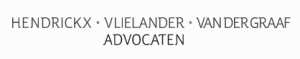 Hendrickx • Vlielander • van der Graaf advocaten